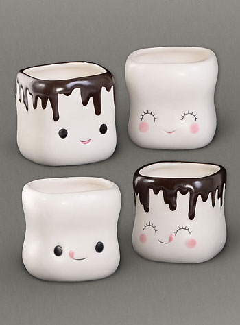 Adorable S'mores Mugs! | thethumbprint.com
