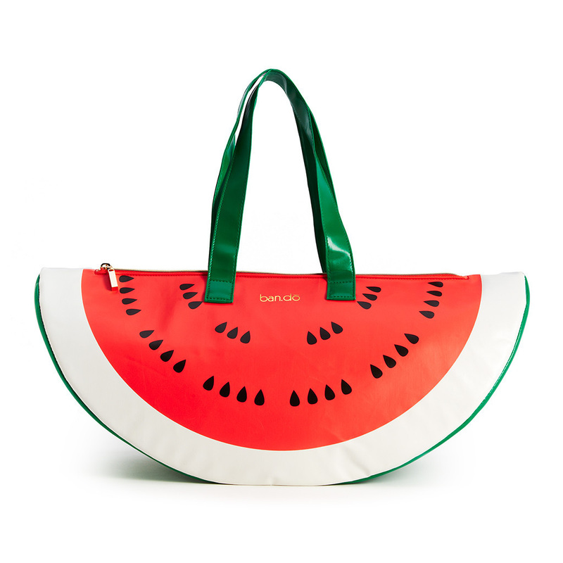 Watermelon Cooler Bag | thethumbprint.com