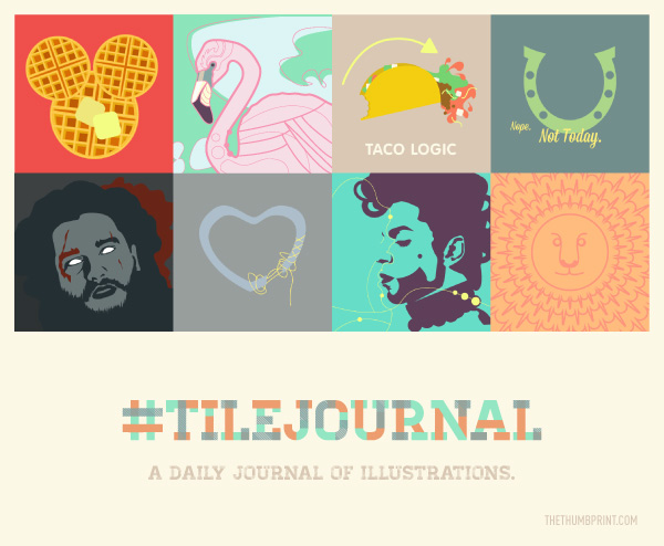 Digital Illustration Journal Images | thethumbprint.com