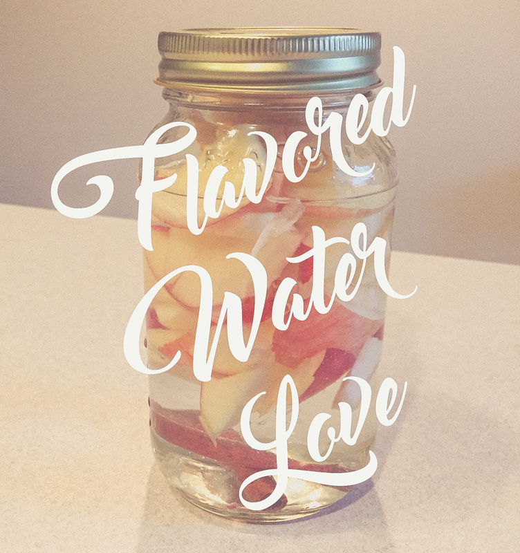 Flavored Water Love -- Recipes for Infused Water | thethumbprint.com