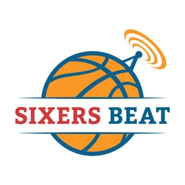 Sixers Beat Podcast Logo